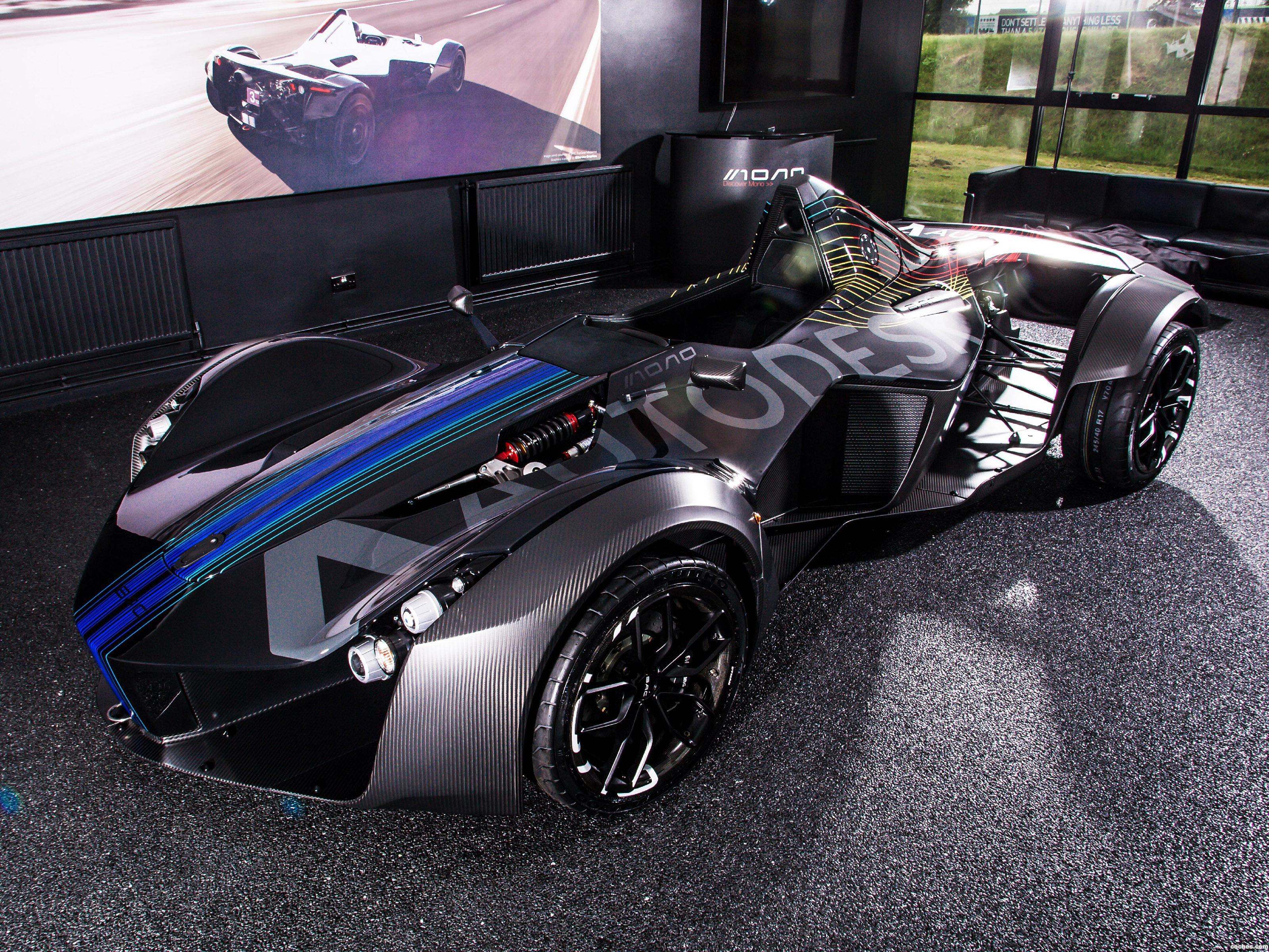 Foto 0 de BAC Mono Art Car 2017