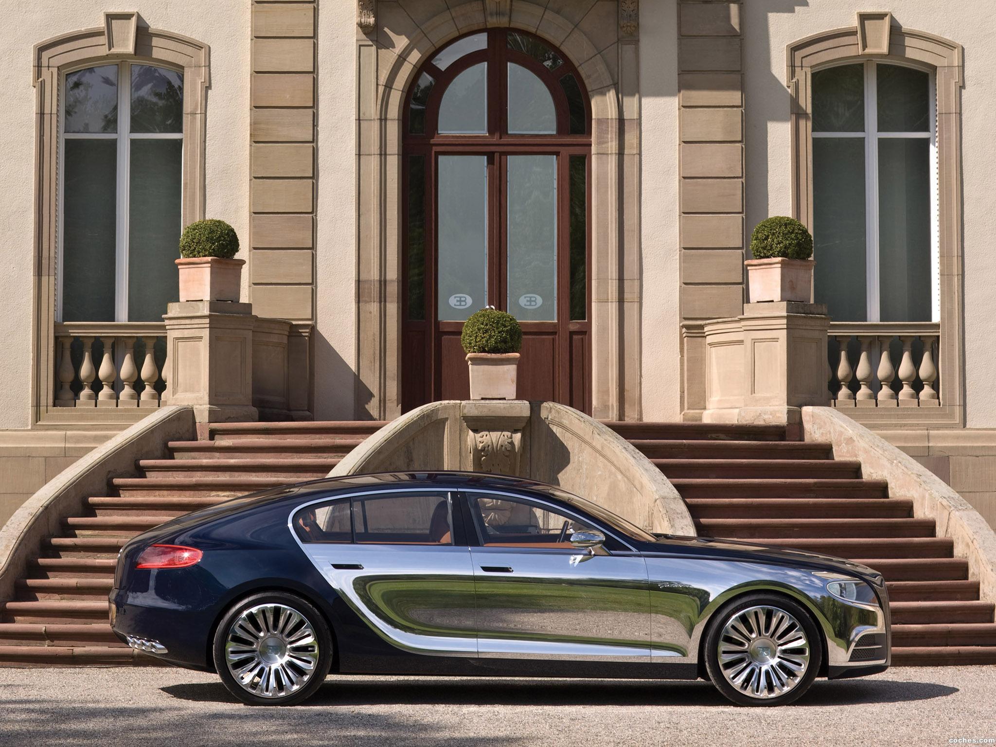 Foto 6 de Bugatti 16C Galibier Concept 2009