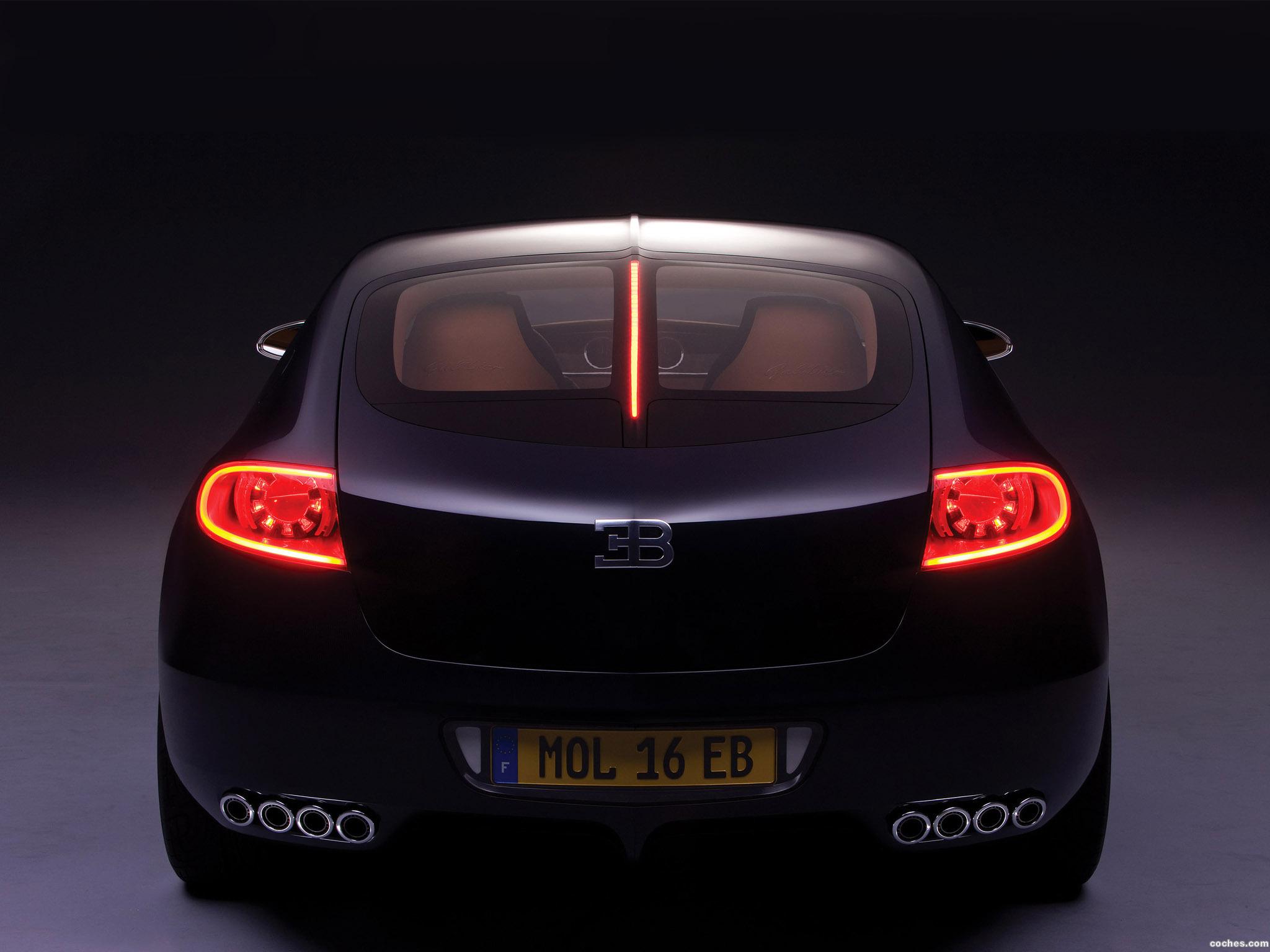 Foto 2 de Bugatti 16C Galibier Concept 2009