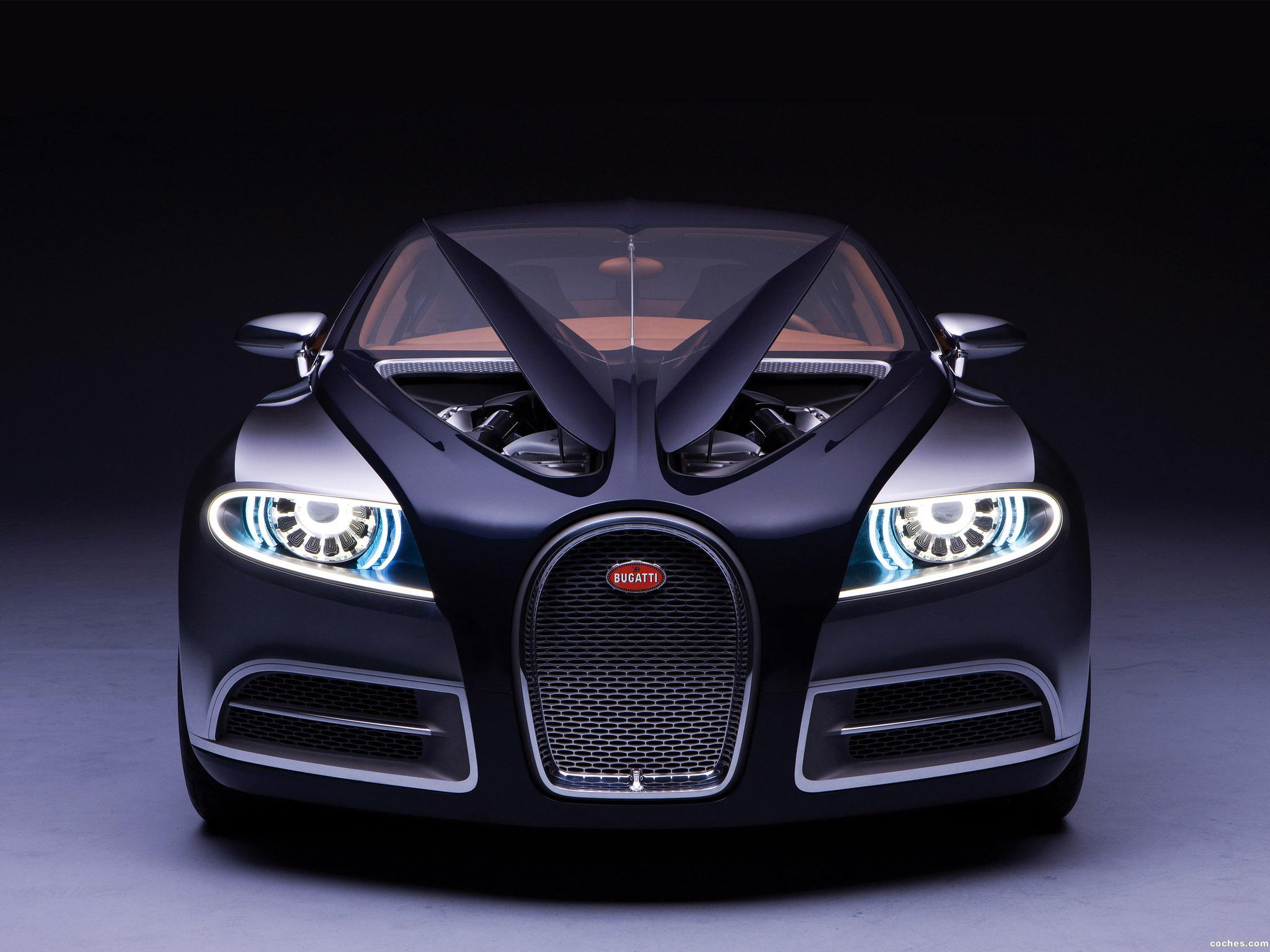 Foto 0 de Bugatti 16C Galibier Concept 2009