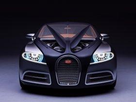 Ver foto 1 de Bugatti 16C Galibier Concept 2009