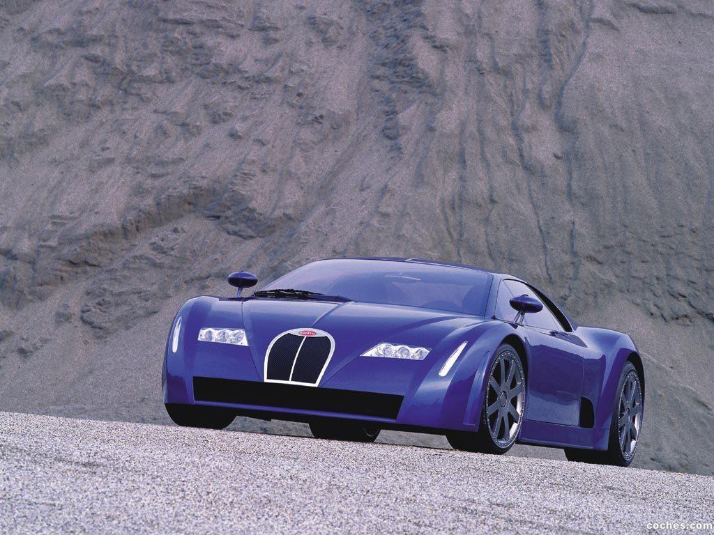 Foto 1 de Bugatti 18-3 Chiron Concept 1999