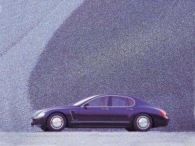 Ver foto 3 de Bugatti 218 Concept 1999