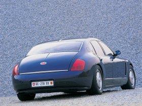 Ver foto 2 de Bugatti 218 Concept 1999