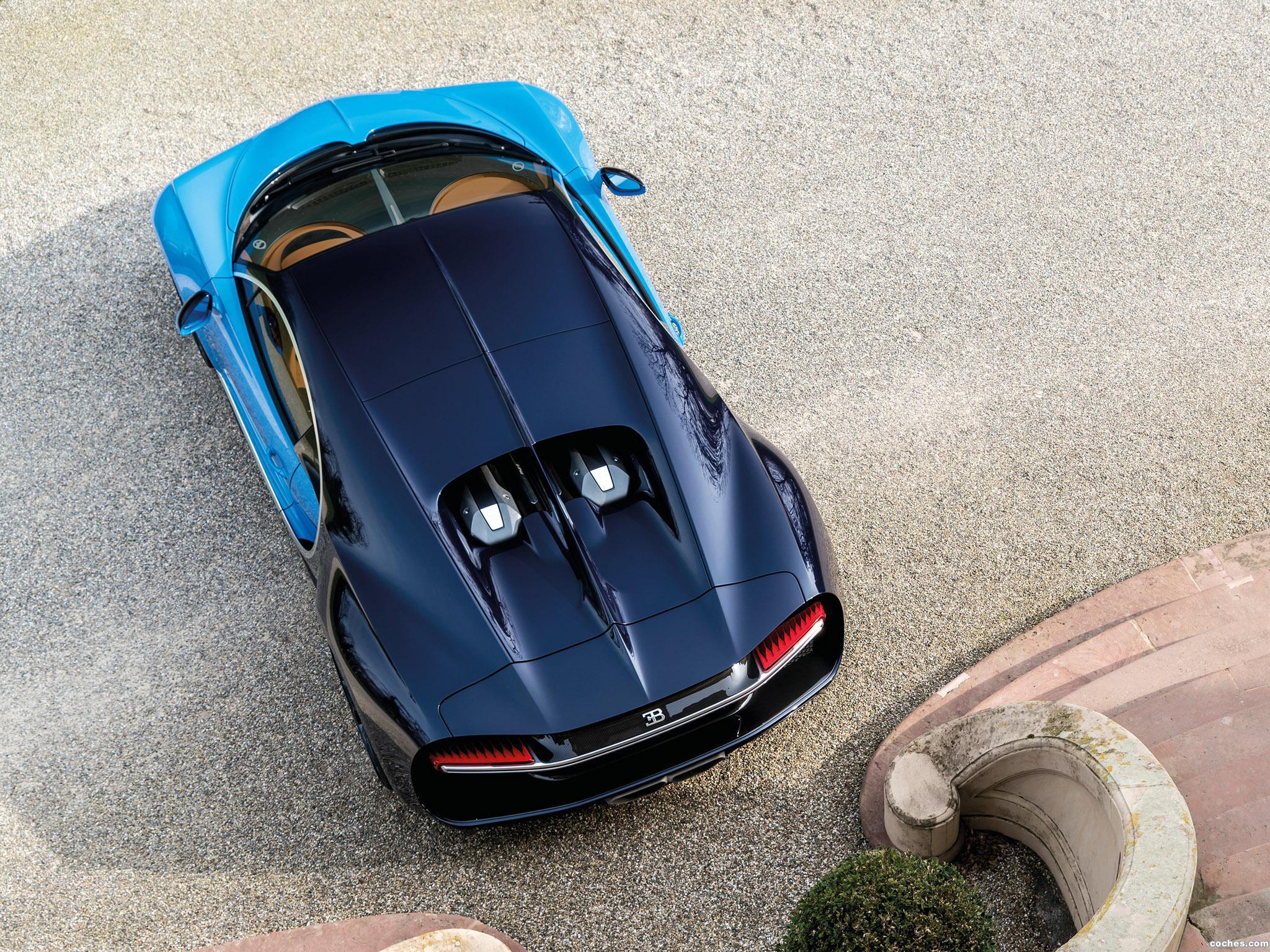 Foto 20 de Bugatti Chiron 2016