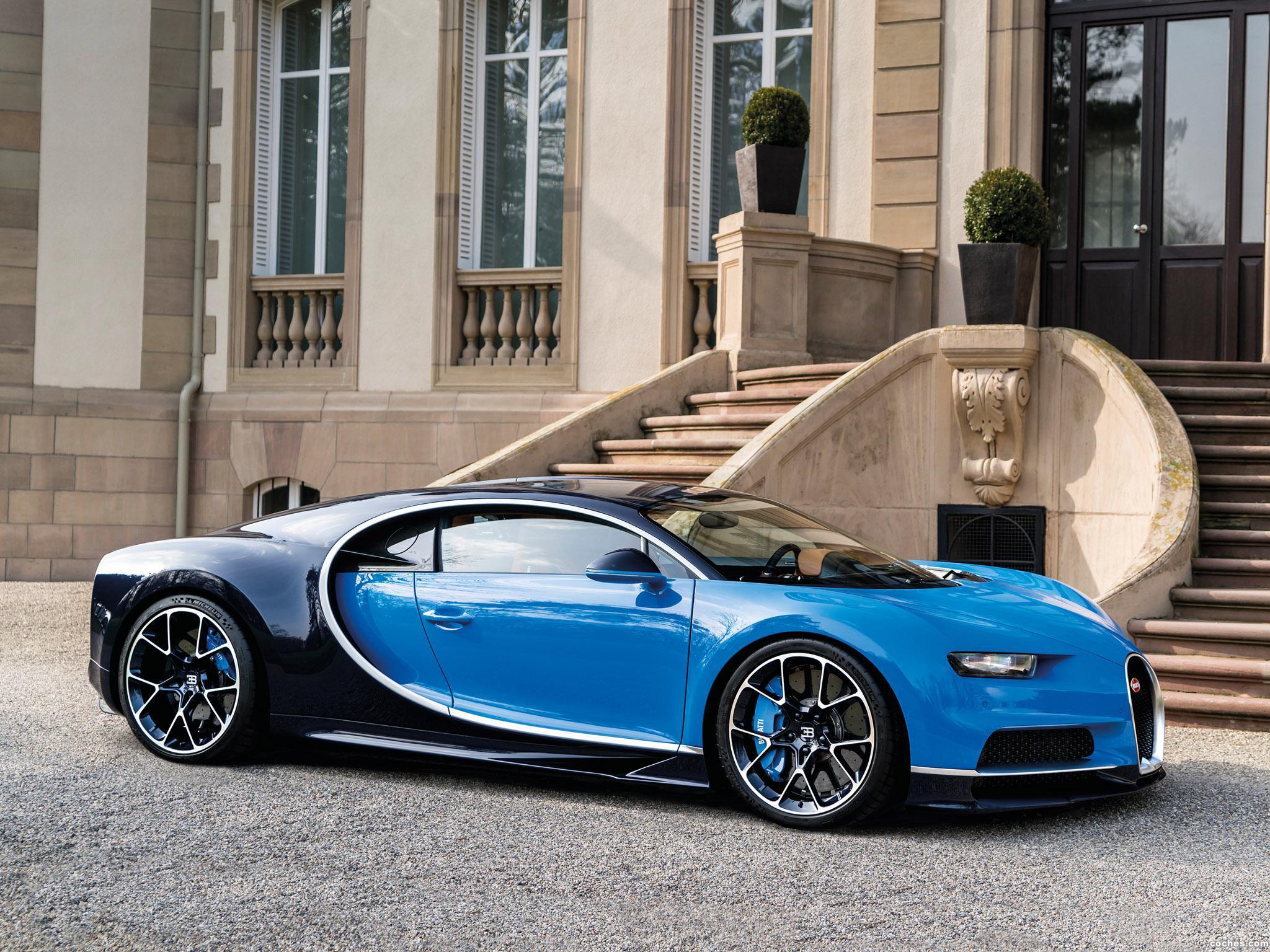 Foto 18 de Bugatti Chiron 2016