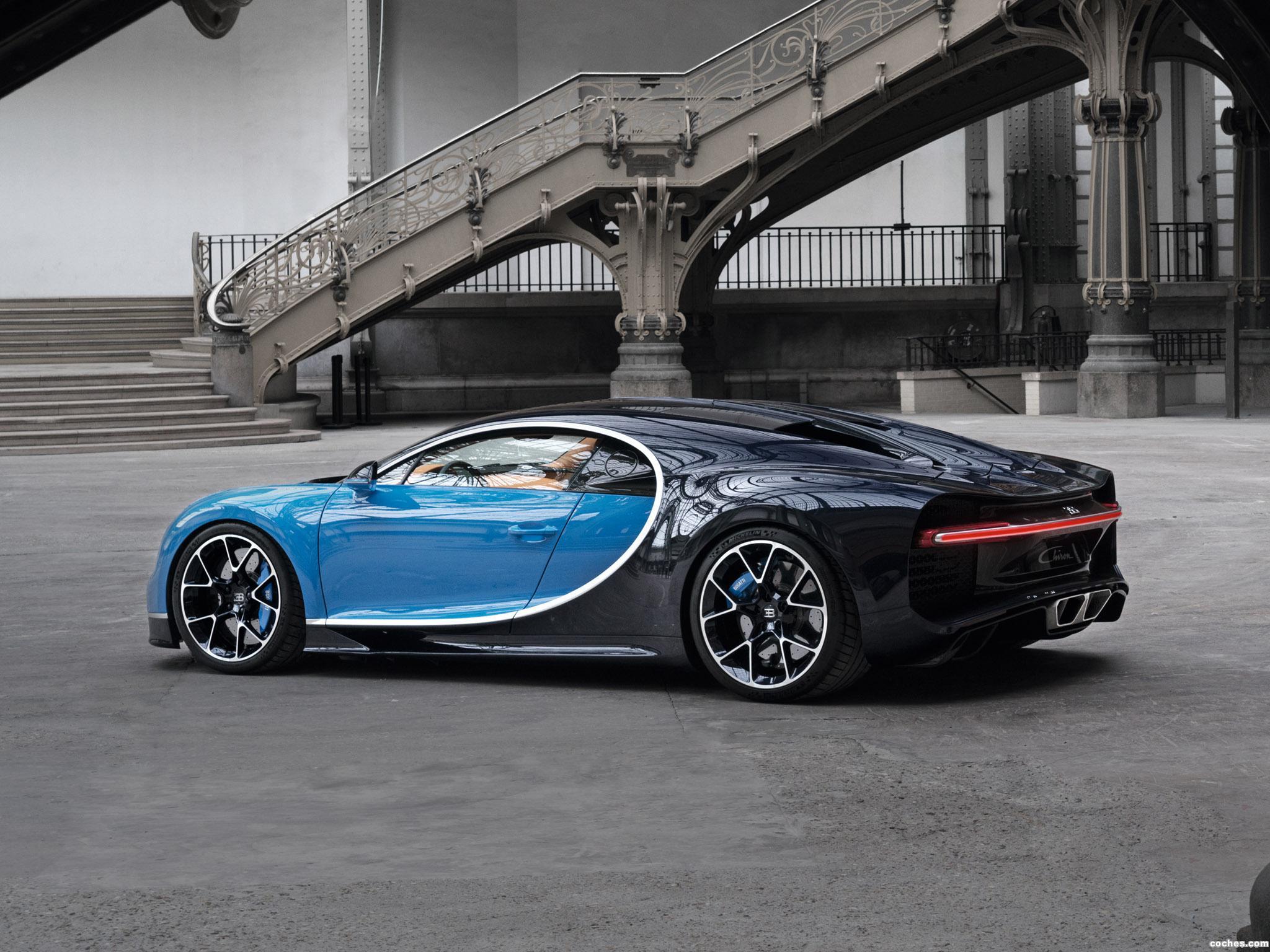 Foto 16 de Bugatti Chiron 2016