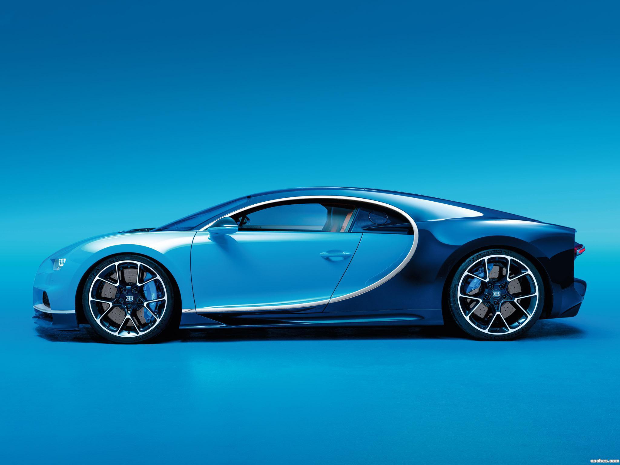 Foto 9 de Bugatti Chiron 2016