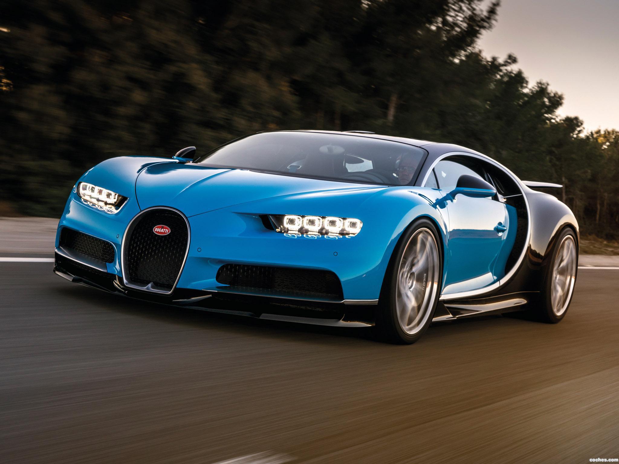 Foto 6 de Bugatti Chiron 2016