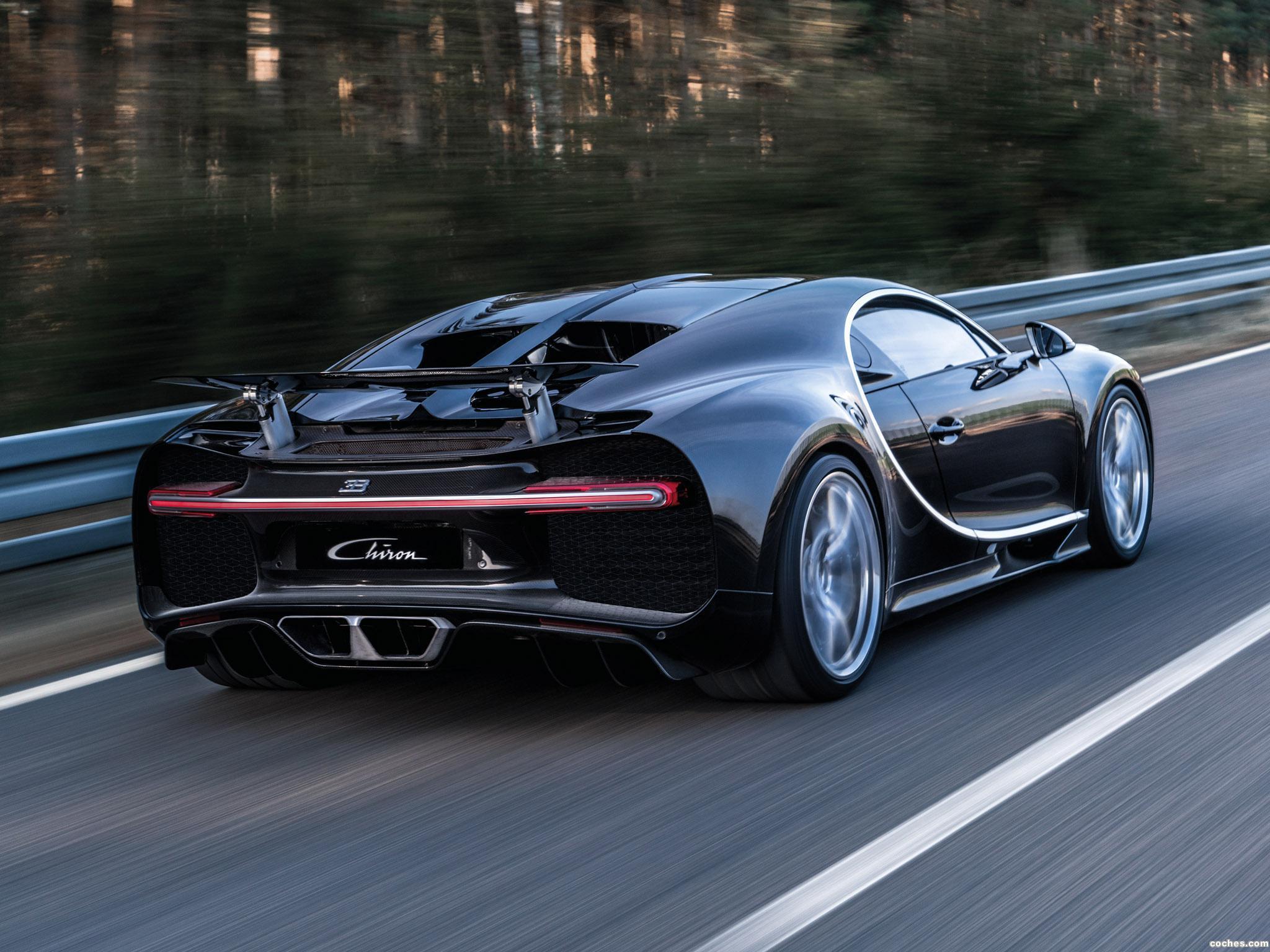 Foto 5 de Bugatti Chiron 2016