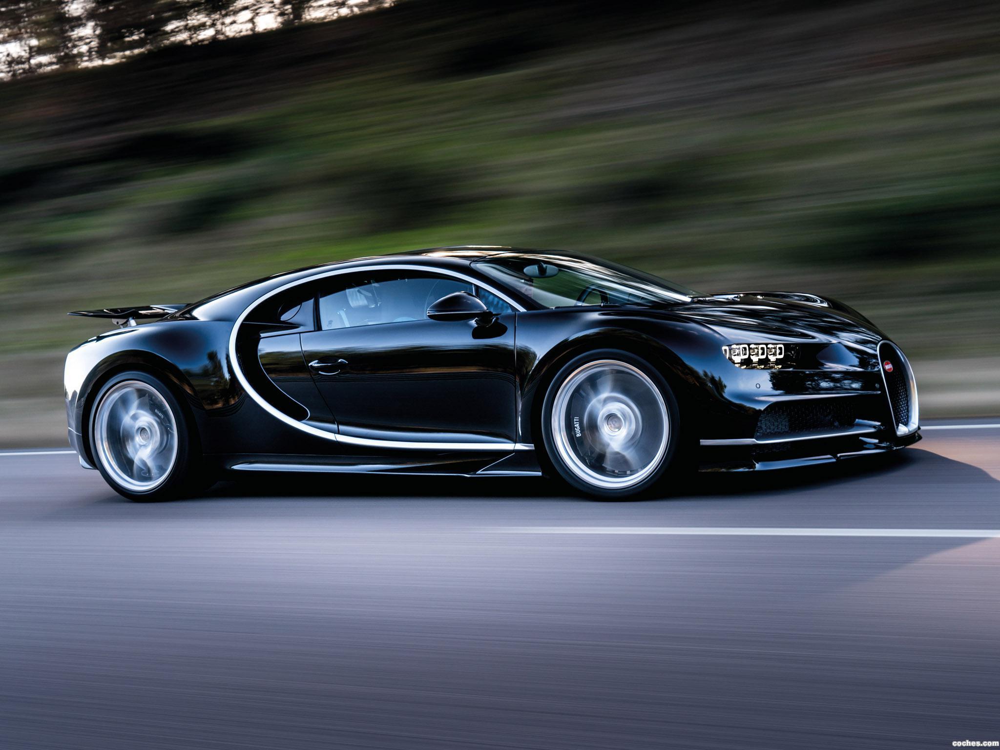 Foto 2 de Bugatti Chiron 2016