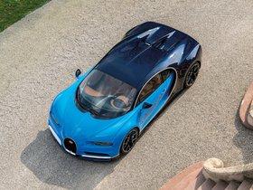 Ver foto 20 de Bugatti Chiron 2016