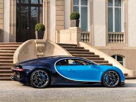 Ver foto 18 de Bugatti Chiron 2016
