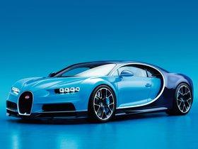 Ver foto 16 de Bugatti Chiron 2016