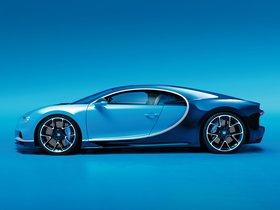 Ver foto 10 de Bugatti Chiron 2016