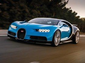 Ver foto 7 de Bugatti Chiron 2016