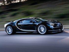 Ver foto 3 de Bugatti Chiron 2016