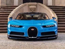 Ver foto 2 de Bugatti Chiron 2016