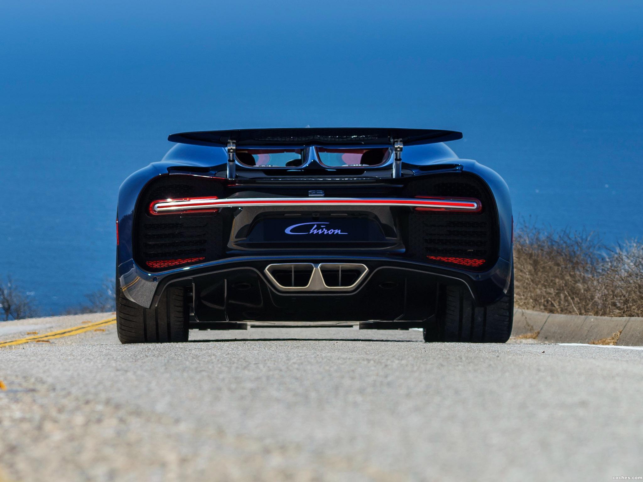 Foto 4 de Bugatti Chiron USA 2016