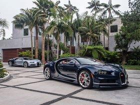 Ver foto 16 de Bugatti Chiron USA 2016