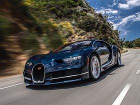 Ver foto 15 de Bugatti Chiron USA 2016