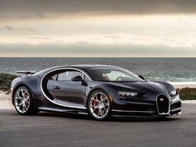 Ver foto 14 de Bugatti Chiron USA 2016
