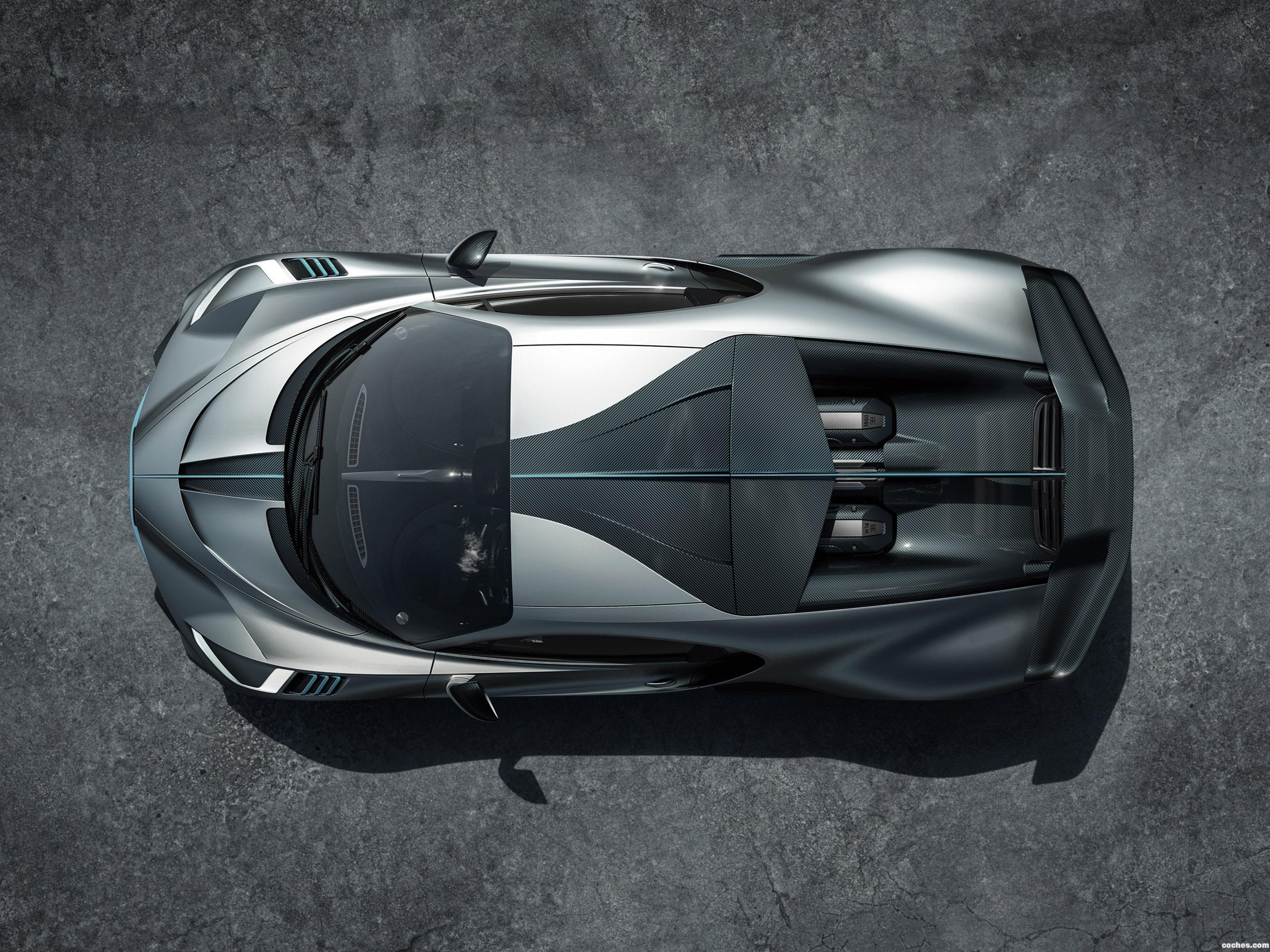 Foto 8 de Bugatti Divo  2018