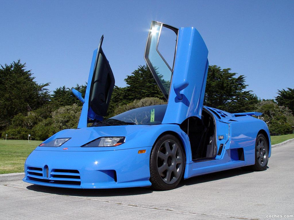 Foto 0 de Bugatti EB110 1991