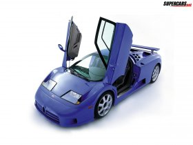 Ver foto 6 de Bugatti EB110 1991