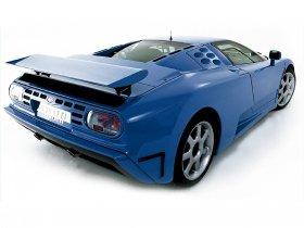 Ver foto 5 de Bugatti EB110 1991