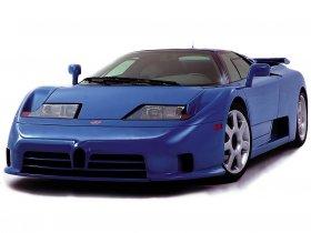 Ver foto 4 de Bugatti EB110 1991