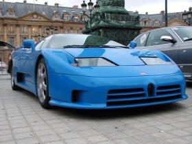 Ver foto 3 de Bugatti EB110 1991