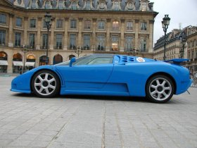 Ver foto 4 de Bugatti EB110 Supersport 1993