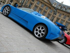 Ver foto 3 de Bugatti EB110 Supersport 1993