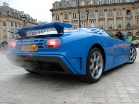 Ver foto 2 de Bugatti EB110 Supersport 1993