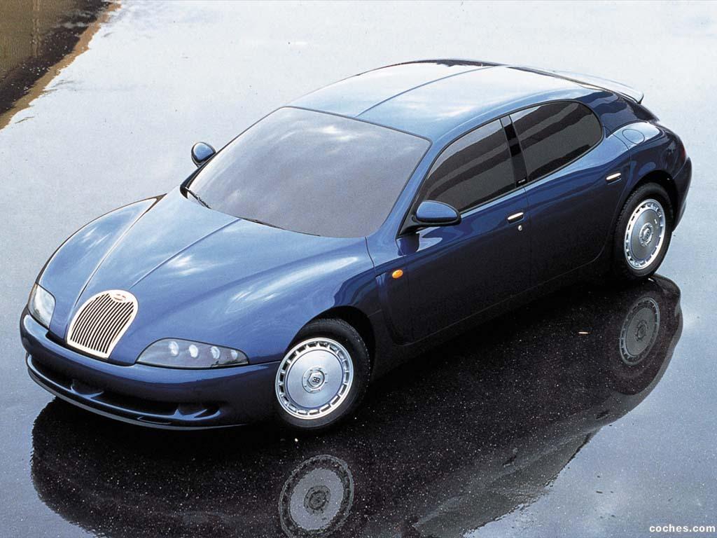 Foto 0 de Bugatti EB112 Concept 1996