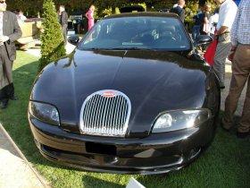 Ver foto 3 de Bugatti EB112 Concept 1996