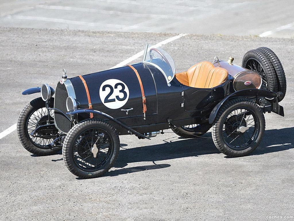 Foto 0 de Bugatti Type 13 Brescia 1920