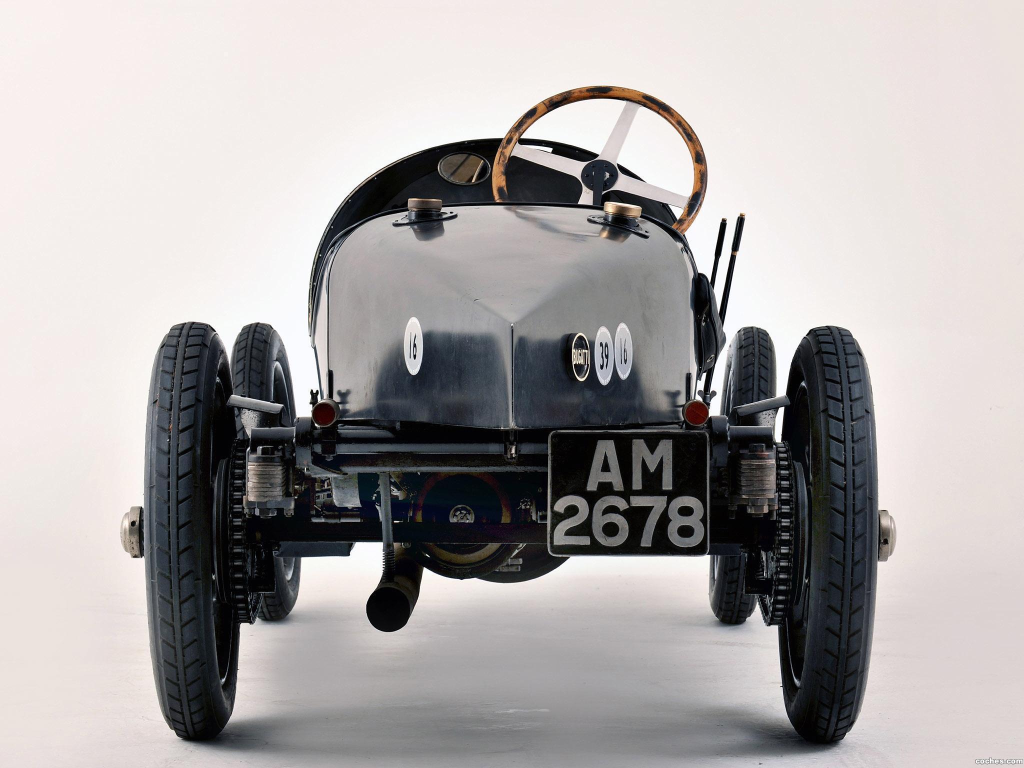 Foto 1 de Bugatti Type-16