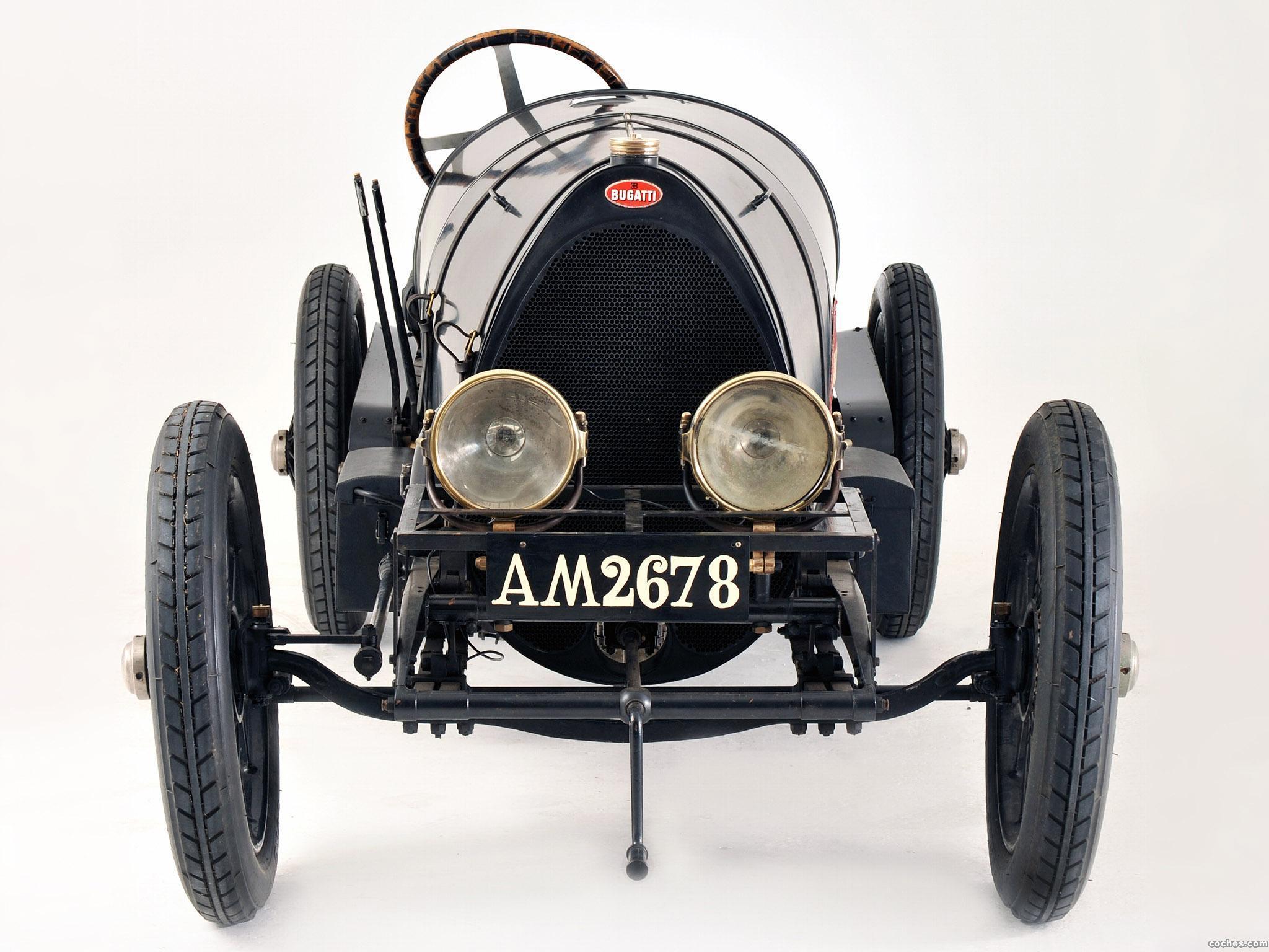 Foto 0 de Bugatti Type-16