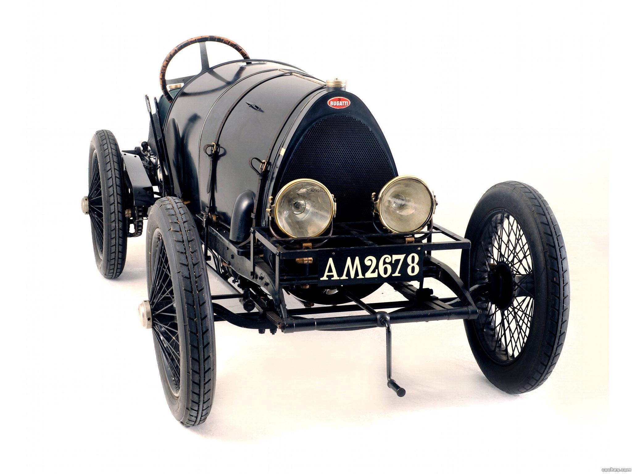 Foto 0 de Bugatti Type-16 1912