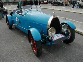 Fotos de Bugatti Type 30