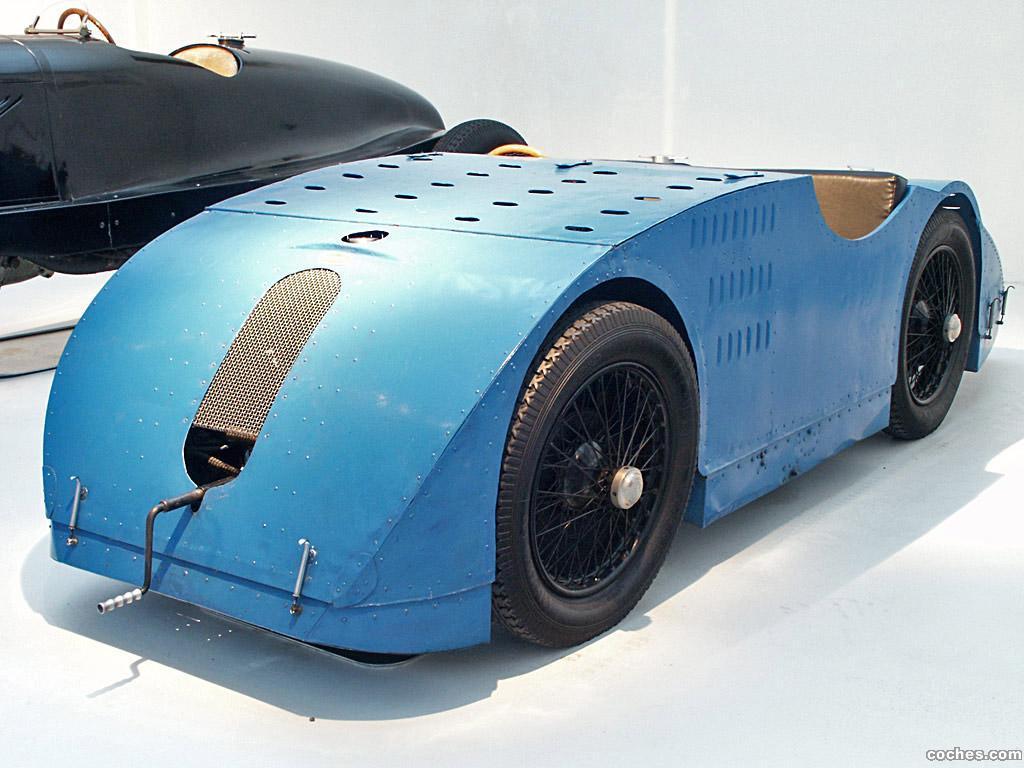 Foto 0 de Bugatti Type 32 Tank 1923