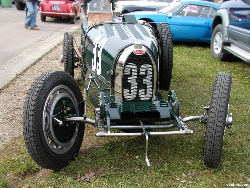 Foto 0 de Bugatti Type 35B 1926