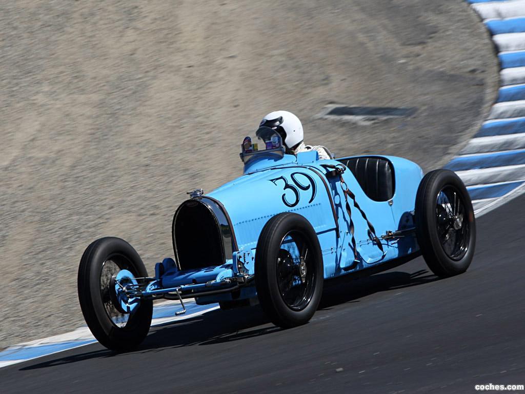 Foto 4 de Bugatti Type 39A 1925