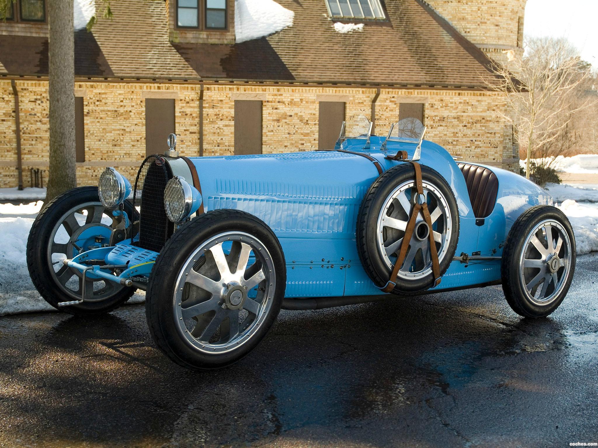 Foto 0 de Bugatti Type 39A 1925