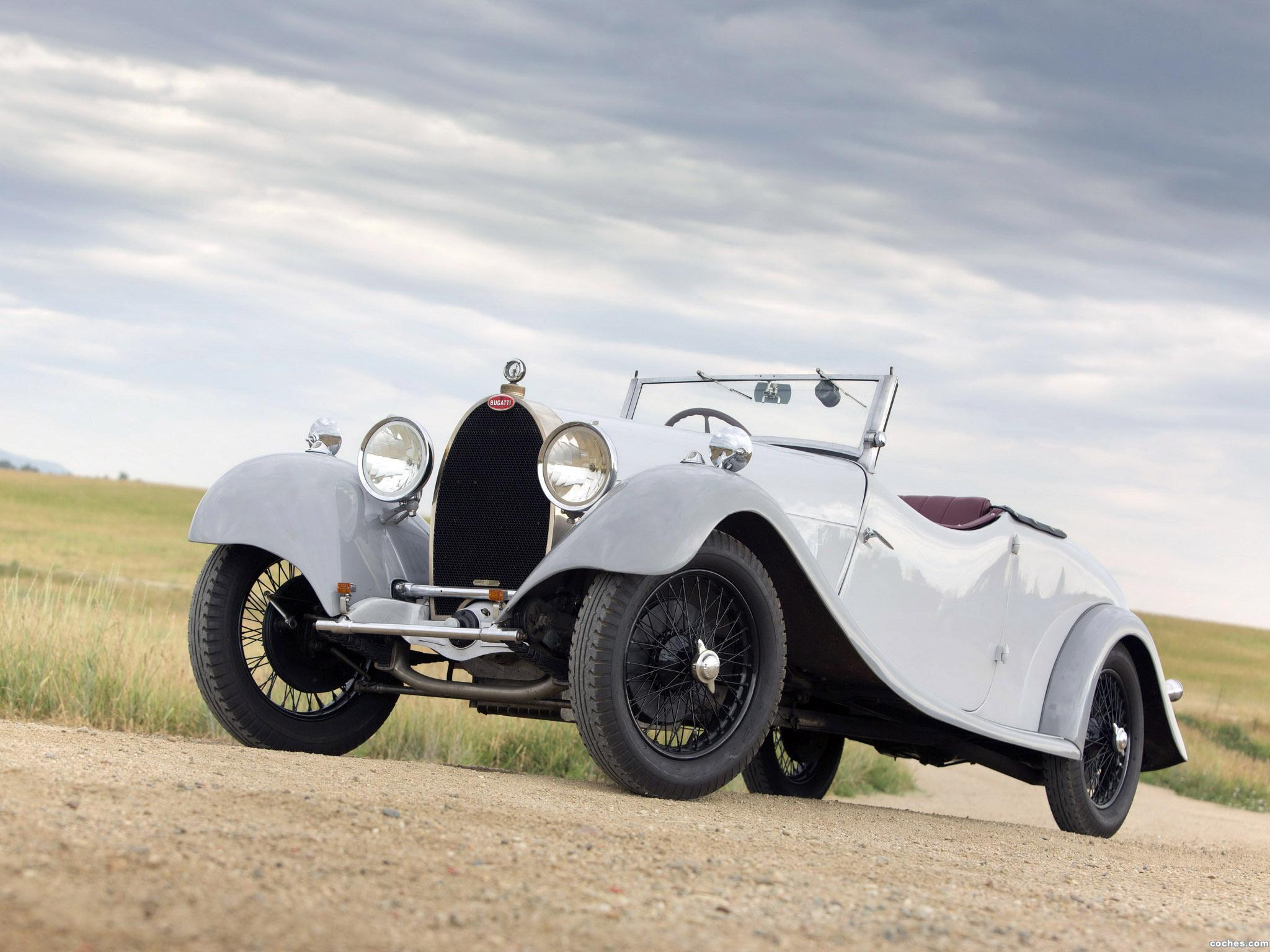 Foto 0 de Bugatti Type 44 Cabriolet UK 1928