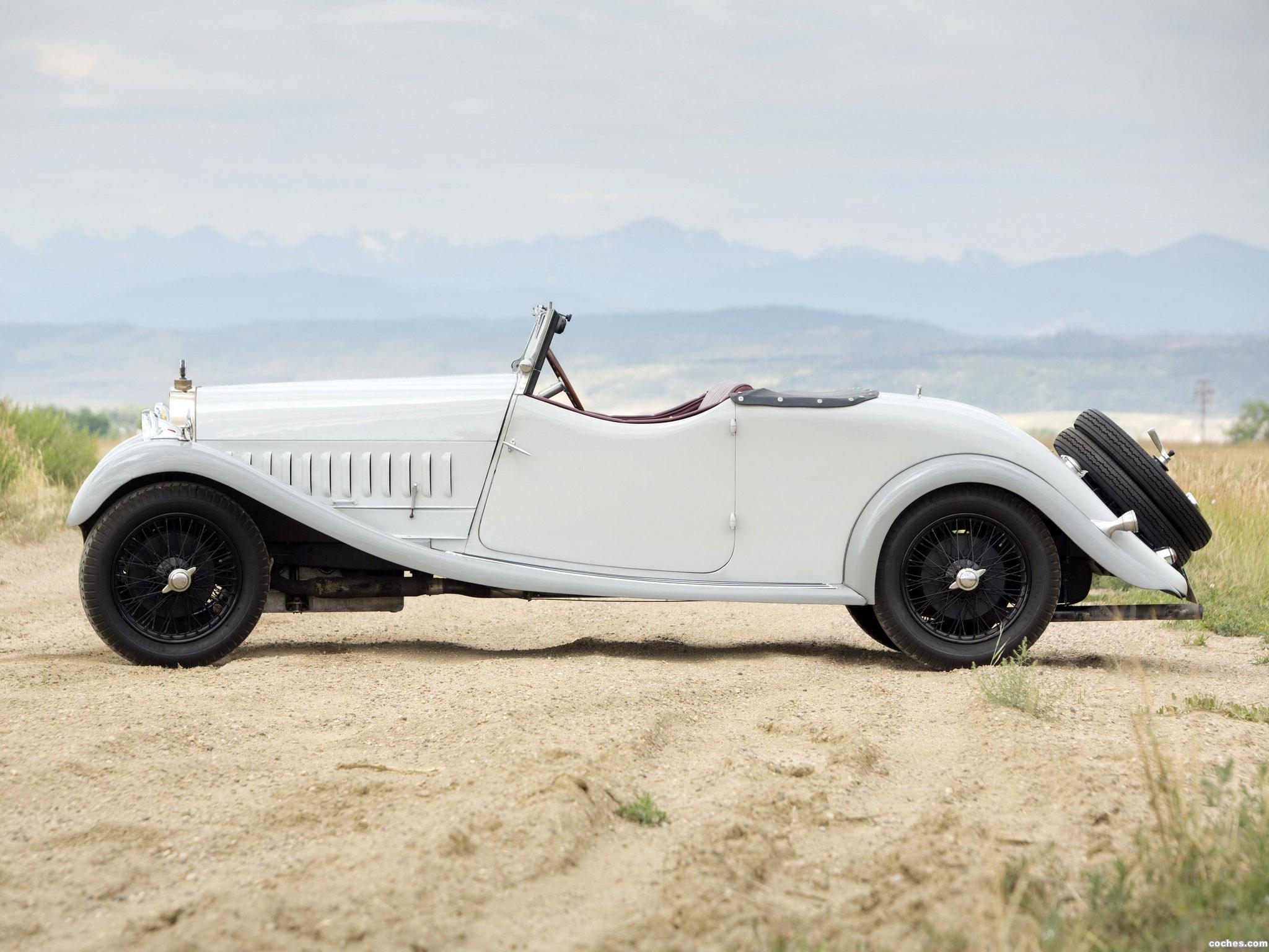 Foto 4 de Bugatti Type 44 Cabriolet UK 1928