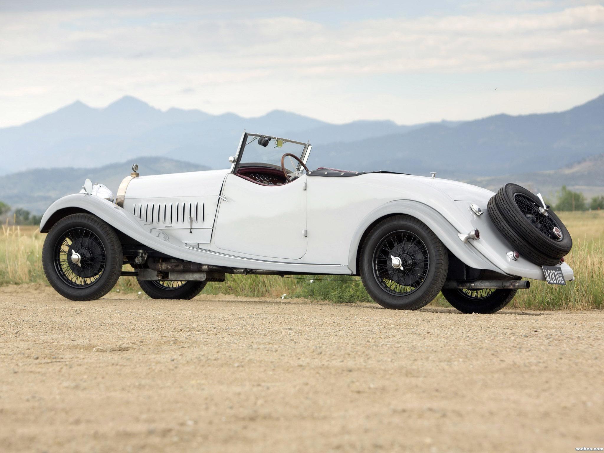 Foto 1 de Bugatti Type 44 Cabriolet UK 1928