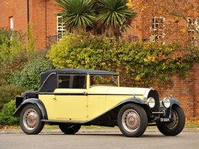 Ver foto 1 de Bugatti Type 46 Cabriolet by Figoni 1930